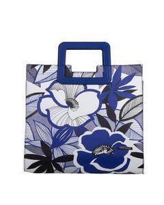 Avery Handbag Cobalt Blue