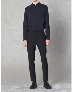 Isaacson Trousers Black