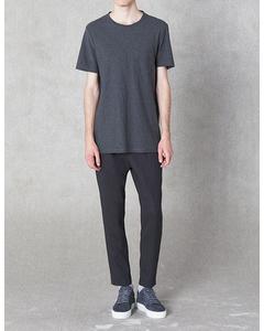 Isaacson Trousers Black/grey
