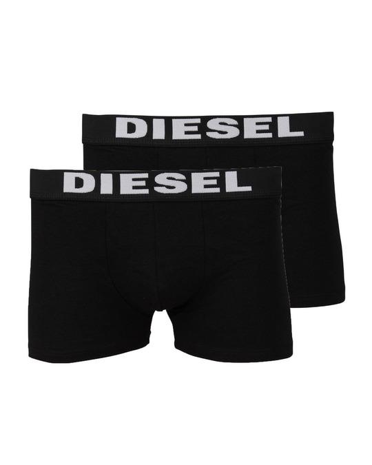 Diesel Diesel 2-pack Boxers  Black
