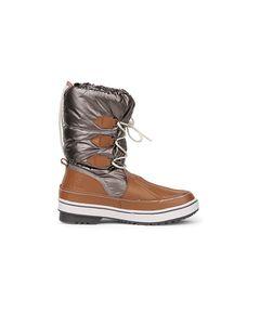 Le Coq Sportif Minka Snow Boot Taupe Grau