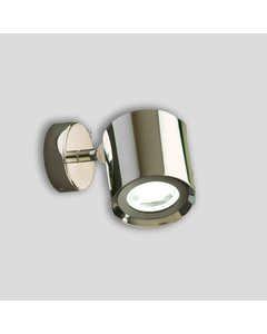 Spot-Track-Licht Gu10 für Wände und Decken-Chrom-Überzug -