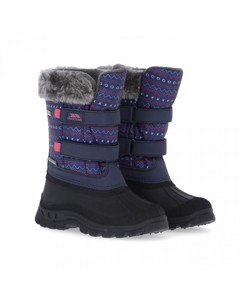 Trespass Childrens/kids Vause Touch Fastening Snow Boots