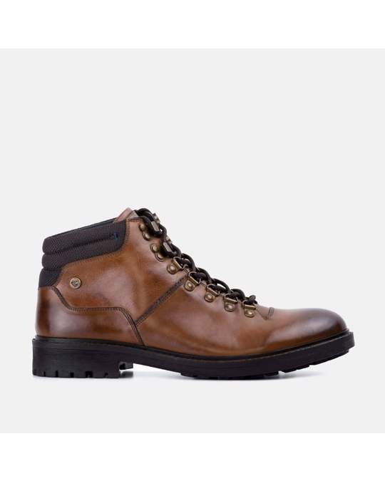 Goodwin Smith Mens Gs Tremont Tan Hiker Boot