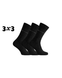 Pierre Cardin 9-Pack Sokken Schwarz