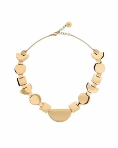 Shapes Necklace Gold