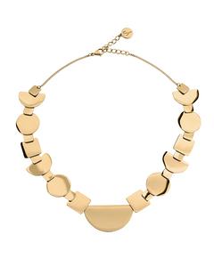 Shapes Halskette Gold