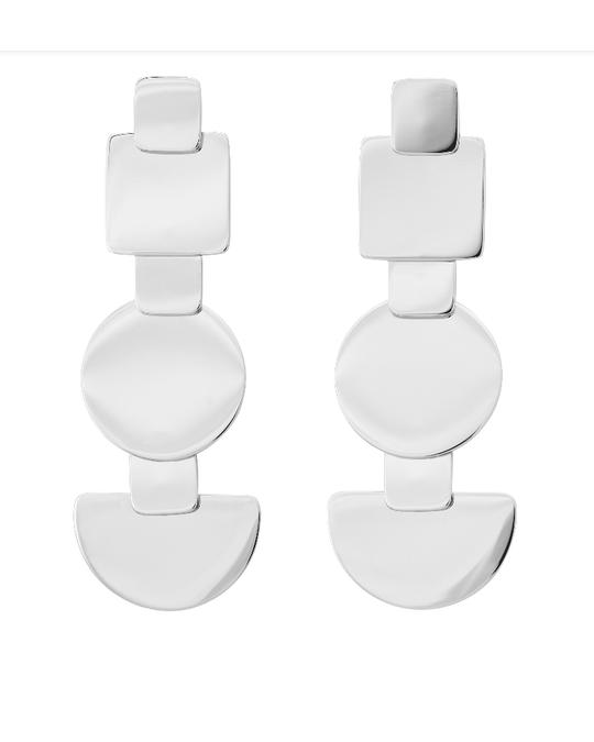 Edblad Shapes Earrings Steel
