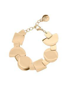 Shapes Bracelet Gold