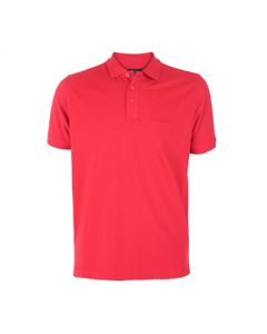 Pierre Cardin Basic Polo Rot