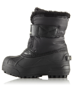 Childrens Snow Commander™ Black, Charcoal