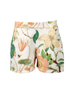 The Orchard Shorts Orchard Print