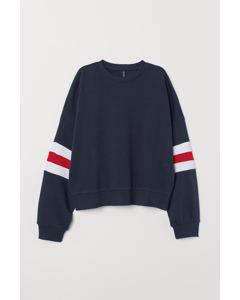 Eucalyptus Sweatshirt Blue