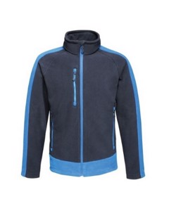 Regatta Herren Fleece-Jacke in Kontrastfarben