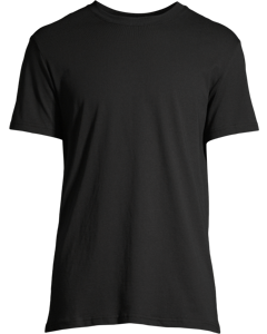 Basic Tee Mens Black