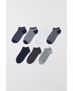Sneaker Fancy 7-pack Blue