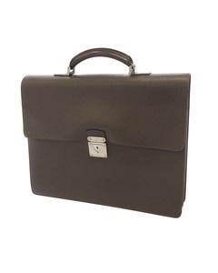 Louis Vuitton Taiga Robusto 3 Briefcase Brown