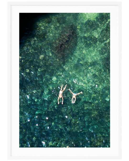 Poppy Posters Swimmers 30x40