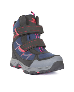 Trespass Kinder Winterstiefel Julien wasserfest
