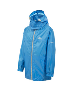 Trespass Kinderen/kids Packup Jacket Waterdichte Packaway Jacket