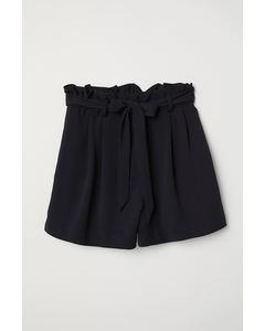 Kajsa Shorts Black