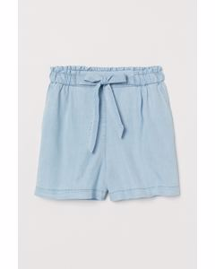 Shorts H.w Wide Blue