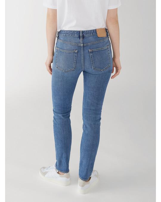 Jeanerica Slim 5-pocket Mid Vintage