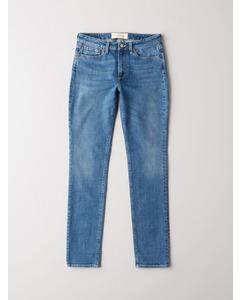 Slim 5-pocket Mid Vintage