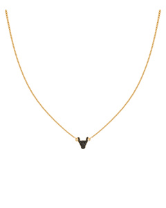 Snap Necklace Bulls Head Gold