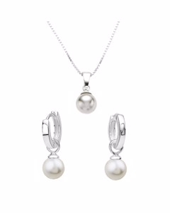 Silberset, Perle