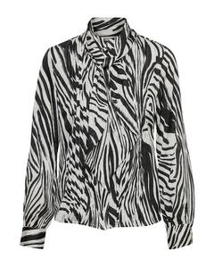 Siwra Shirt So19 Zebra Aop