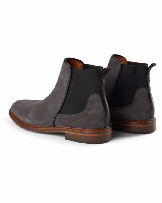 SHOE THE BEAR Stb-wyatt S 141 Dark Grey
