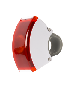 Curve Rear Light White