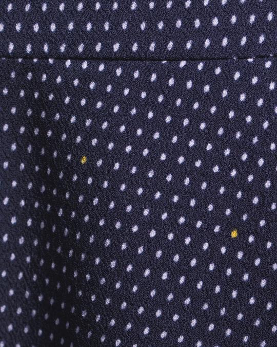Another-Label Duke Dot Dress L/s Maritime Dot