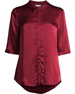 Bache Shirt S/s Cabernet