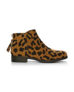 Prato Boots Djurmönstrad