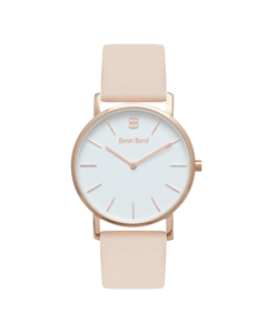 Mark 1 - Victoria Rose Gold Watch
