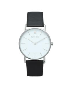 Mark 1 - Baker Silver Watch