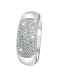 Zilveren Ring Pave Met Zirkonia