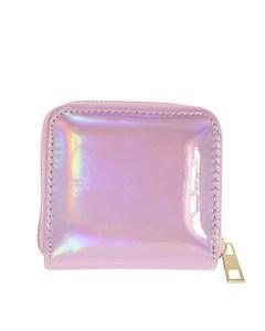 Roze Portemonnee Met Glans