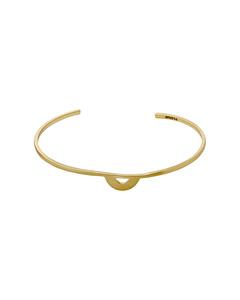 Eclipse Bracelet Gold Plated