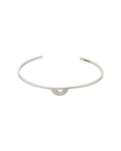 Eclipse Bracelet Silver Plated