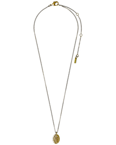 Nessa Necklace Gold Plated