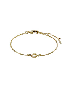Jessie Bracelet Gold Plated