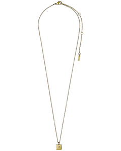 Rosa Necklace Gold Plated