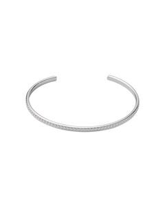 Rosa Bracelet Silver Plated