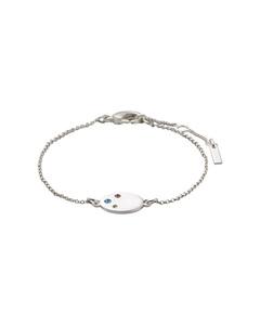 Ellis Bracelet Silver Plated