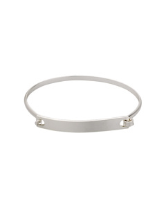 Spring Bracelets Silver Plated