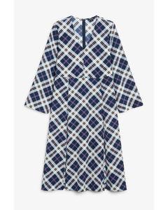 Annsofie Dress Blue
