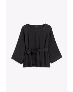 Penny Blouse Black